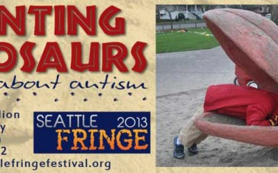 """Hunting Dinosaurs"" at the Seattle Fringe Festival"